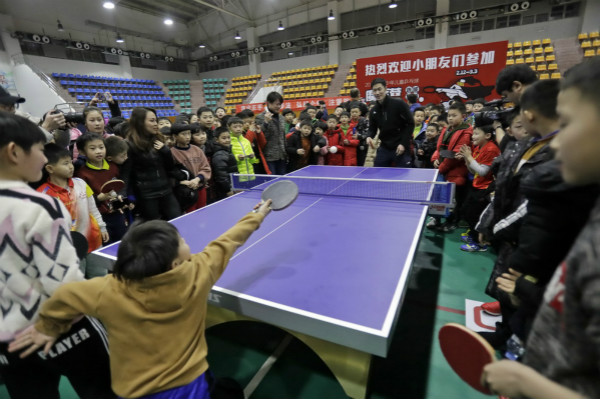 "suboun中国少年乒乓球""魔砺营""选拔集训第一期顺利结营"