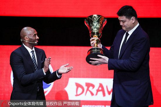2019男篮世界杯抽签揭晓 中国遇波兰美国日本同组