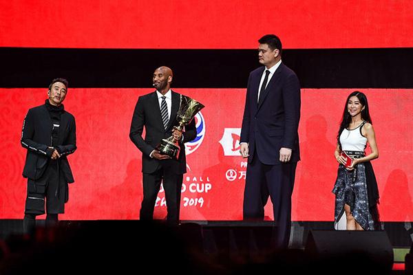 篮球世界杯抽签出炉中国时隔11年再迎国际顶级赛事