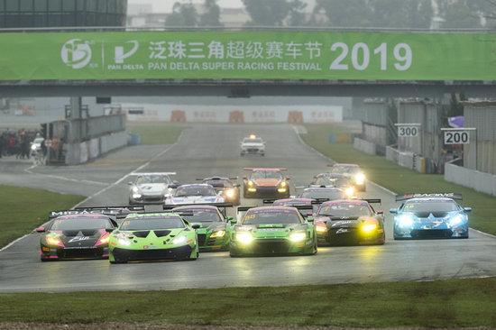 2019泛珠三角超级赛车节-春季赛落幕
