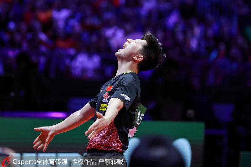 布达佩斯世乒赛落幕国乒锻炼了队伍、坚定了信心