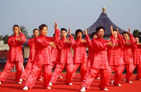 太极圣地——北京天坛