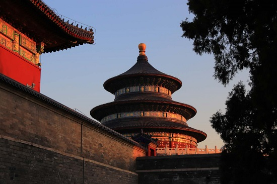 太极圣地――北京天坛