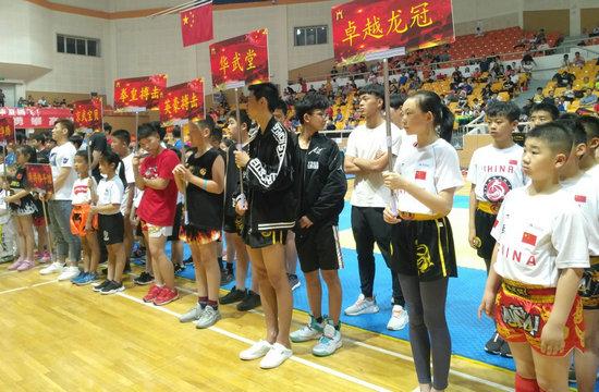北京第三届华夏武状元京武少年争霸赛举行