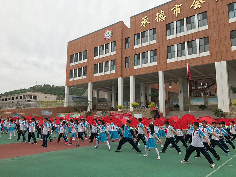 人民太极 健康中国 公益大行动走遍中国 九图片