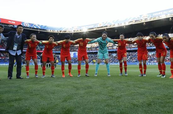 这胜利,一如雨后彩虹|行走法国女足世界杯