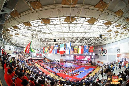 2019华蒙星第四届幼儿篮球嘉年华全国总决赛举行