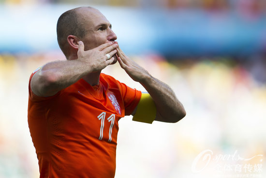 35岁罗本正式宣布退役曾率荷兰队夺世界杯亚军
