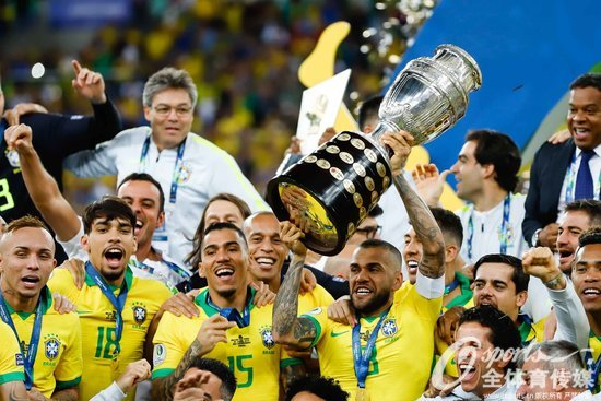 巴西夺美洲杯情理之中阿根廷重建曙光乍现