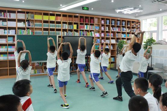 青少年脊柱健康冬空气炮夏令营北京站开营