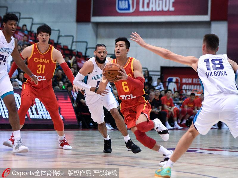 金台球探:中国男篮NBA夏季联赛收获几何?