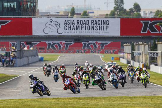 ZIC超级摩托车赛-第二回合比赛发车