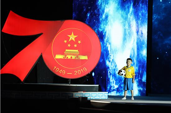 """""""一带一路""""国际青少年足球夏令营在内蒙古开营"""