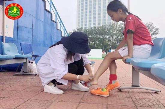 [热文]2019年全国青少年校园足球夏令营总营(小学组)・营区侧记