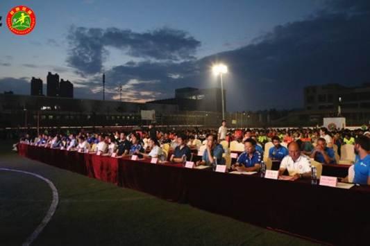 2019年全国青少年校园足球夏令营总营(高中组)·青岛圆满闭营