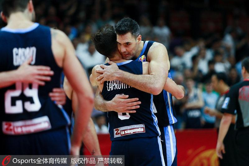 高清:2019篮球世界杯B组阿根廷94:81尼日利亚获得两连胜