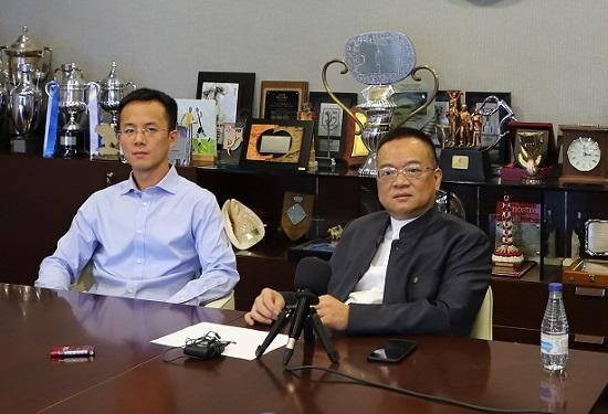 西班牙人主席陈雁升:武磊为球队带来明显提升积极助力中国足球