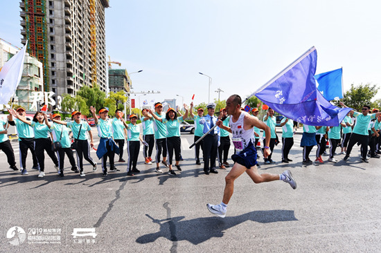 榆林国际马拉松赛引全民健身热潮助力健康中国建设羽扬微博门