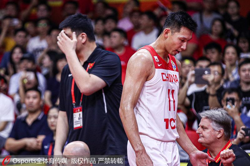 高清:2019男篮世界杯M组中国73:86不敌尼日利亚无缘直通奥运
