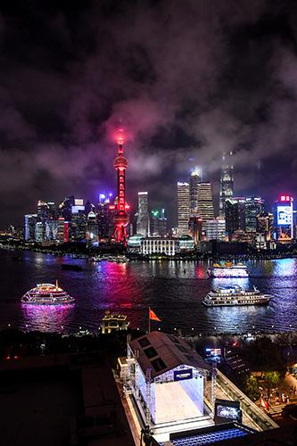 第六年的中国公开赛无论在赛焦丁宁事的运营和观众体验上都表现出了极高的水准