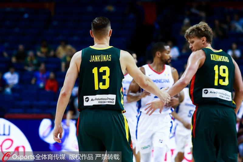 立陶宛赢得荣誉战