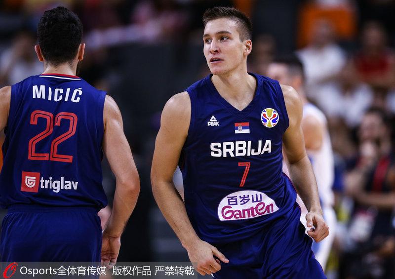塞尔维亚无缘4强