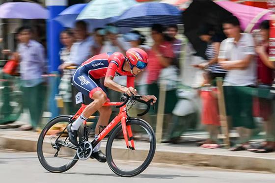 2019第十届环中国国际公路自行车赛第二阶段拉开序幕