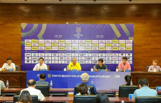 东京奥运会沙排资格赛18日开赛 中国组合主场作战力争出线