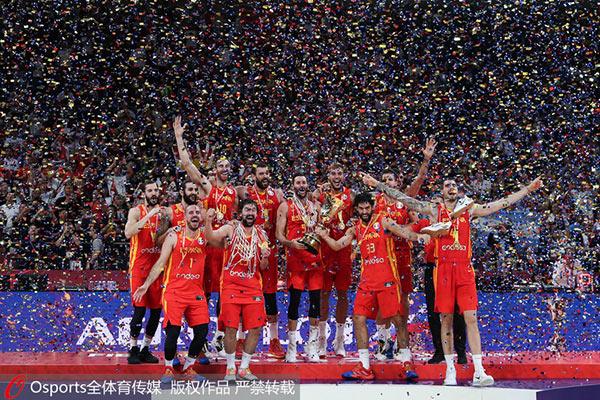 2019男篮世界杯:欧美豪强领潮流 亚非球队惹人忧
