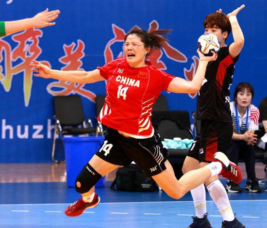 中国女手奥运资格赛不敌韩国明年将战奥运落选赛