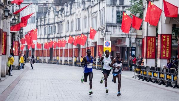 努力奔跑,最美中国:历届中国马拉松摄影大赛优秀获奖作品回顾