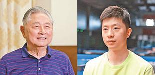徐寅生、马龙:一路乒乓 一路辉煌          几十年来,中国乒乓球队发扬艰苦奋斗精神顽强拼搏,扛起时代责任毫不松懈……