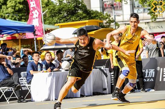 3X3黄金联赛年度总决赛将启中国