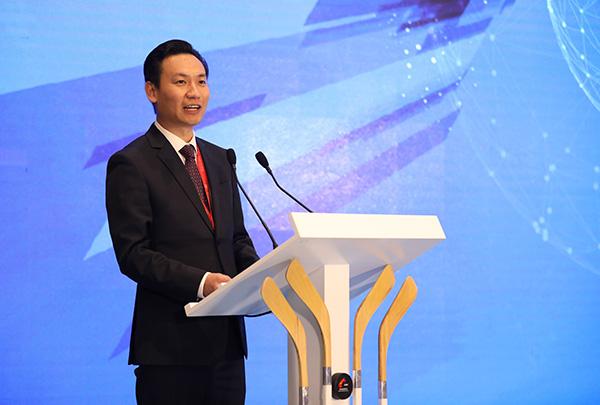 朱凯:人民澳门赌场玩法对推动中国冰雪运动发展有强烈的使命感