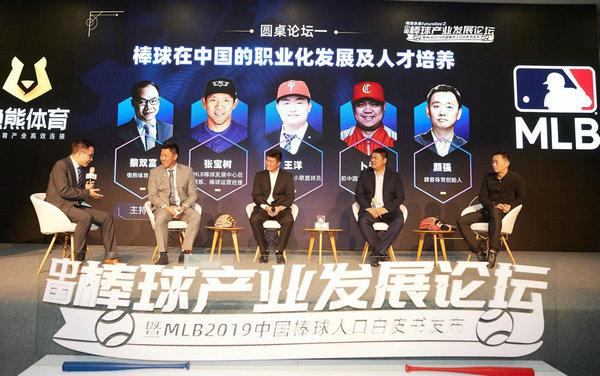 辐射人口_《2019中国棒球人口白皮书》发布棒球运动总体辐射人群约4100万
