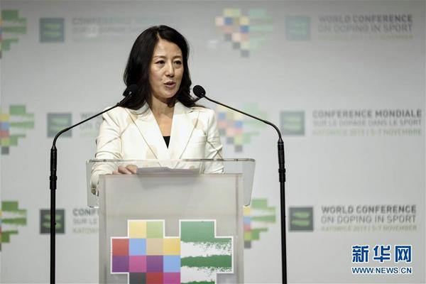 11月7日,杨扬在第五届世界反兴奋剂大会闭幕式上。当日,中国短道速滑奥运冠军、北京冬奥组委运动员委员会主席杨扬在第五届世界反兴奋剂大会上当选世界反兴奋剂机构(WADA)副主席。 新华社记者周楠摄