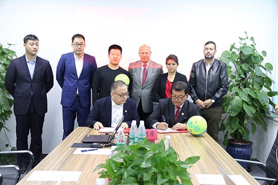 人民慕课足球教育学院火箭vs鹈鹕签约引进国际足联G100项目