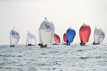 """""""一带一路""""国际帆船赛北海站启动"""