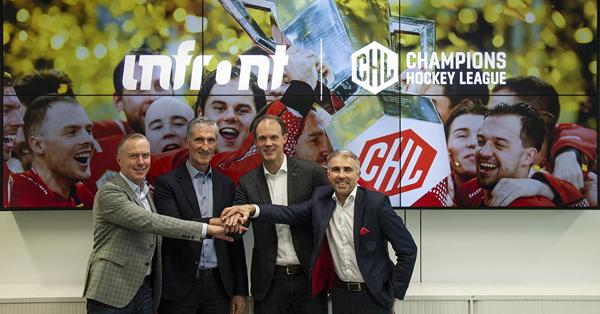 万达体育和欧冠冰球联赛合作关系延至2028年