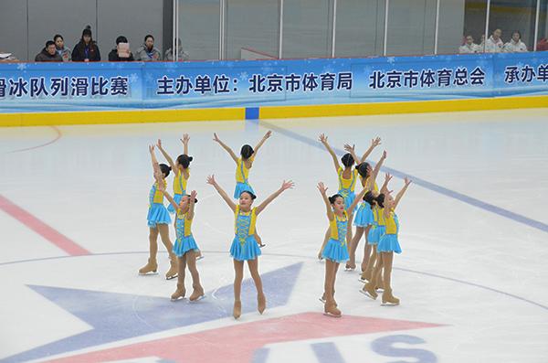 第五届大众冰雪北京公开赛花滑队列滑比赛举行河津同城游戏