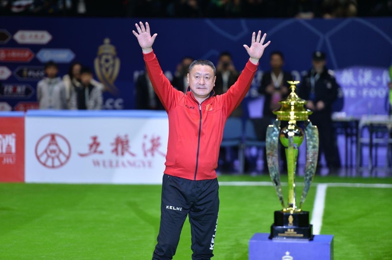 FLCC传奇杯中国赛中国队队长谈传奇与传承