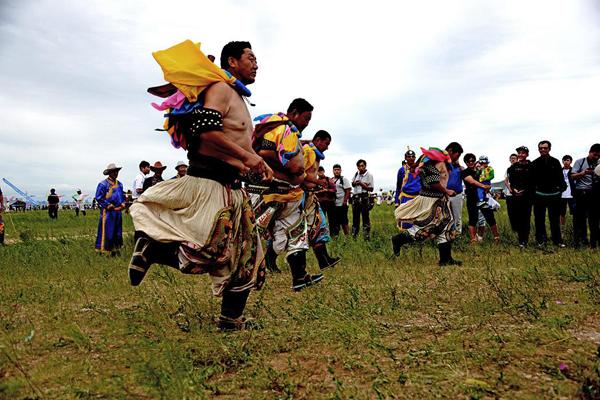 内蒙古人文