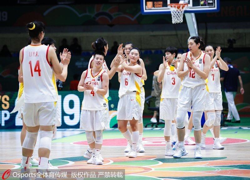北京时间2019年9月28日,2019国际篮联女篮亚洲杯半决赛,中国女篮对阵韩国女篮。最终中国女篮以80-52大胜韩国女篮,挺进决赛。