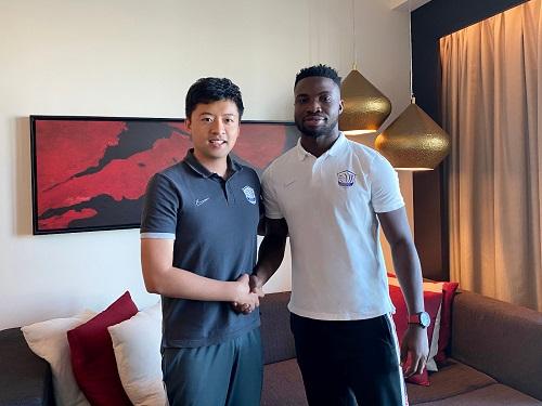 石家庄永昌官宣:正式簽下上賽季