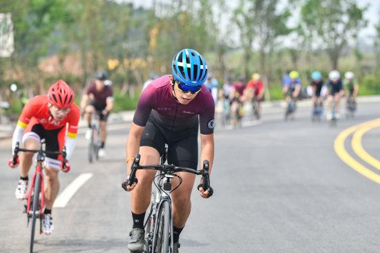 2020第一届环舟山马拉松自行车骑游大会预热赛举办