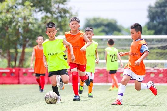 恒大青训深耕8年培养大批好苗子为振兴中国足球全力以赴