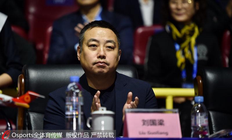 刘国梁出任WTT世界乒乓球职业大联盟理事会主席