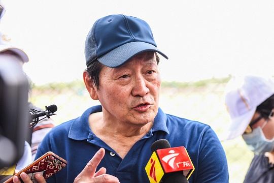 """一份青训""""账单""""让朱广沪很感叹:中国足球该多几个"""""""