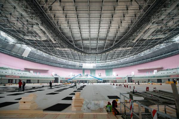 奥运标准中国方案 北京冬奥会三大赛区打造可持续发展典范