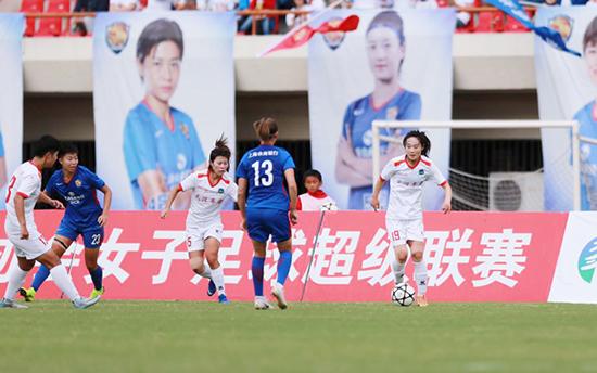 乘风破浪,敢耀绽放!腾讯直播nba2020中国女足超级联赛来了